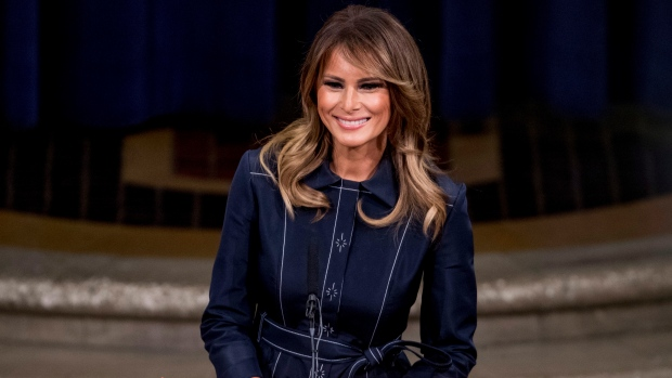 Prize-winning reporter writes book on Melania Trump