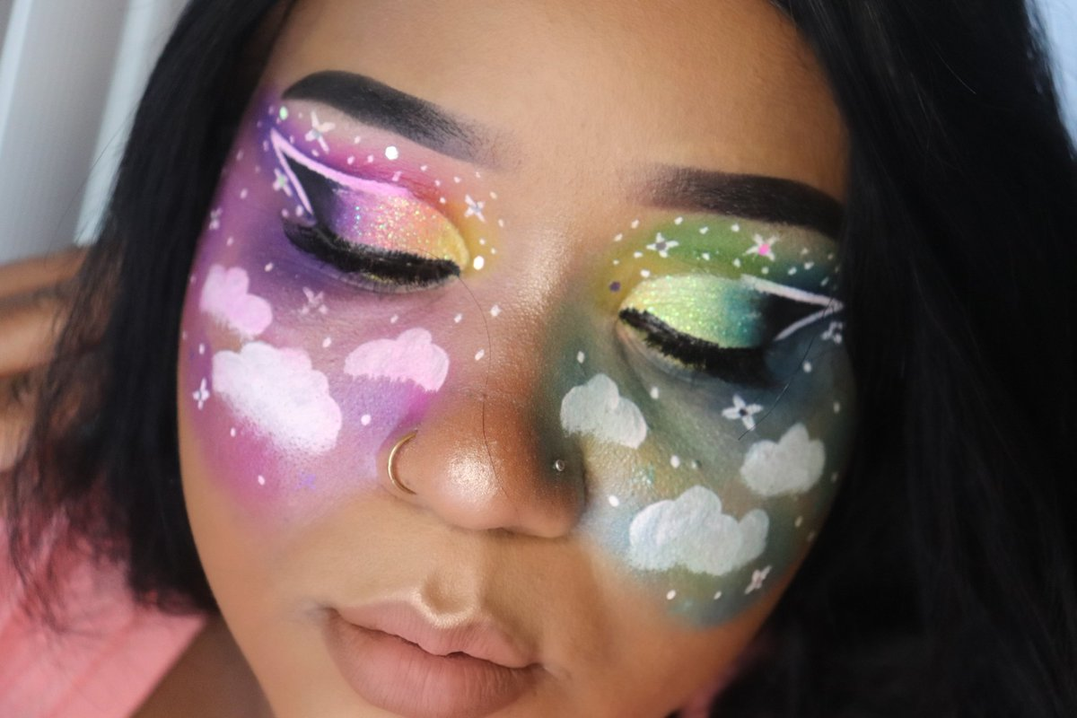 Be uniquely you. Stand out. Shine. Be colorful. The world needs your prismatic soul! http://Instagram.com/yourbeauty_fix801…  @MakeupRevUSA @SuvaBeauty @ArdellBeauty @beautybakerie @ABHcosmetics @NyxCosmetics #makeupideas #makeup #muafollowtrain #mua #photooftheday #picoftheday #pic #photopic.twitter.com/1gvDd35Bax