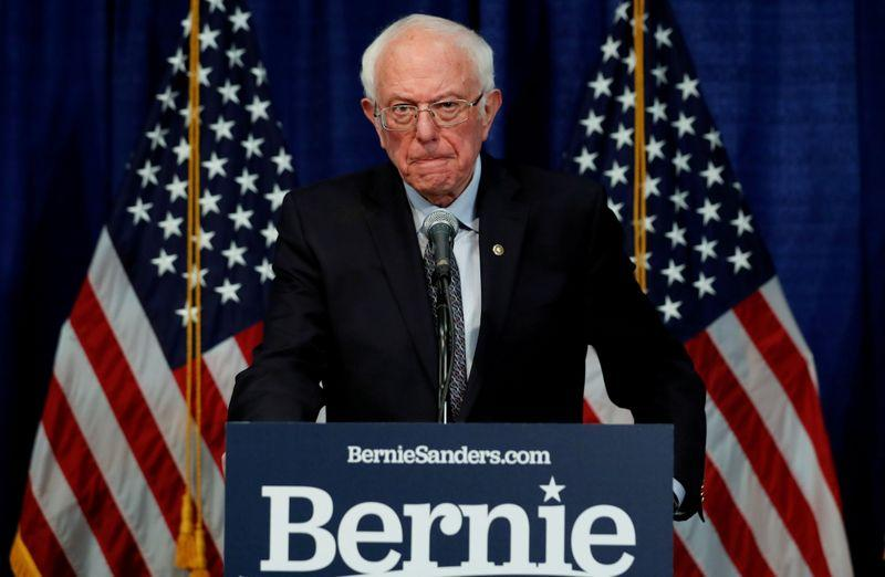 Bernie Sanders suspends 2020 Democratic presidential campaign