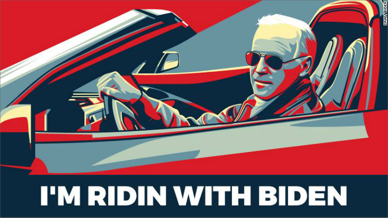 Joe Biden will be the Democratic nominee for POTUS. Even though he wasn't my first choice, I will do everything I can to elect Joe Biden president of the U.S.pic.twitter.com/kLKiKlK68b