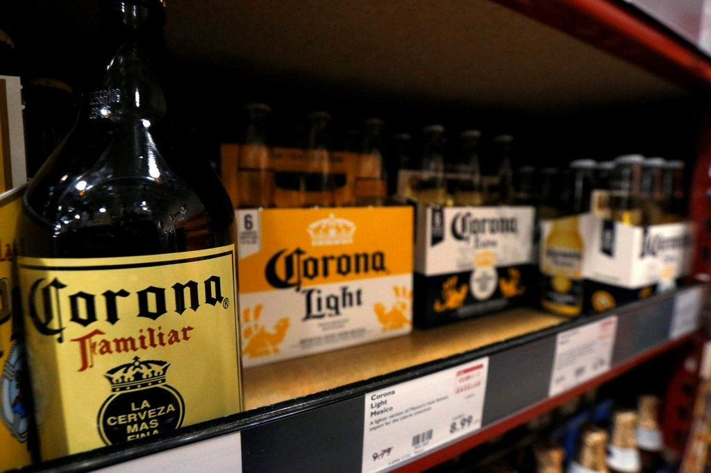 Corona beer maker Constellation to reduce production in Mexico during pandemic