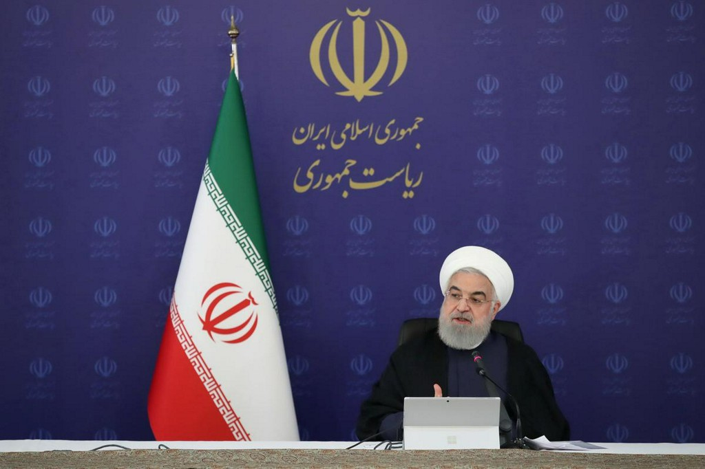 Iran presses for IMF loan; some business to stay shut despite easing