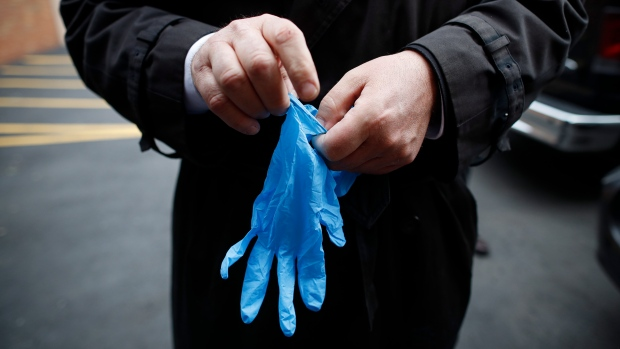Funeral homes worry about running out of needed PPE