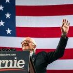 Image for the Tweet beginning: 🔴 #BernieSanders suspende su campaña