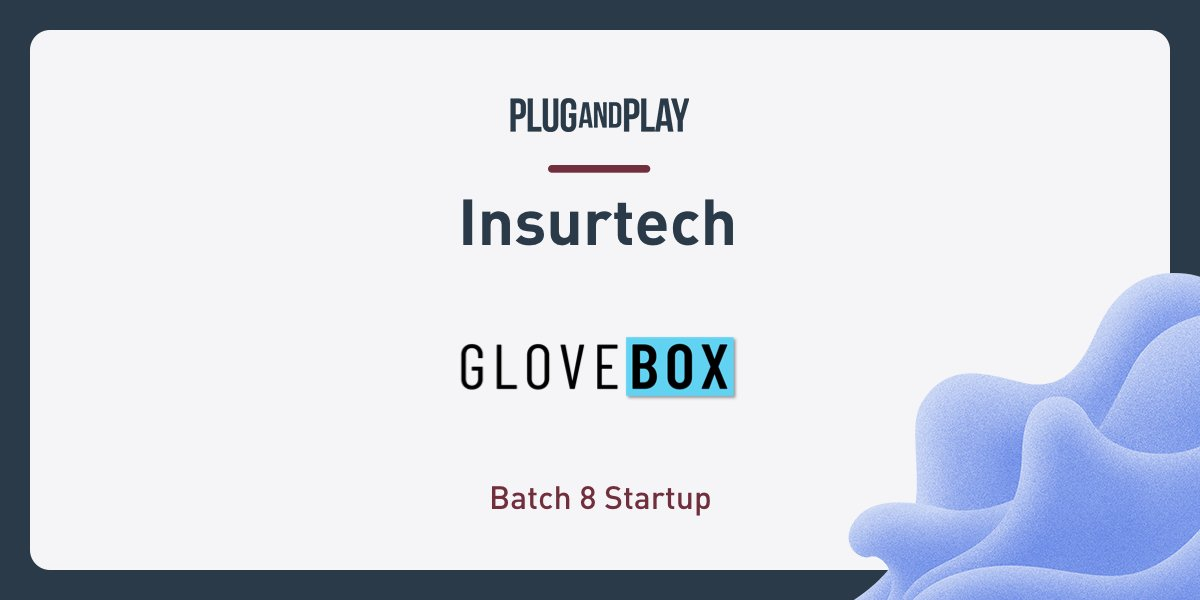 Our Silicon Valley #Insurtech Batch 8 startup @GloveBoxApp_ responds to COVID-19 with free product for agents.  Learn more about the offer 👉 https://t.co/7rM3FkgaB9 Coupon code: ELITEAGENT  #INSB8 #PnPInsurtech https://t.co/GARy8PGnE0