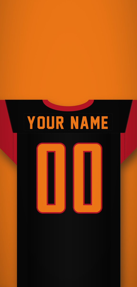 Custom Jersey #WallpaperWednesday 👀    Reply with your name + jersey number by 5pm today to receive! https://t.co/n7dbR1nqmo
