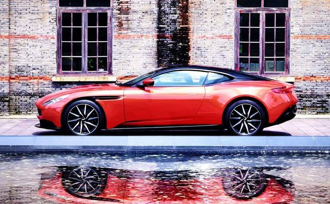 Did you know? When DB11…