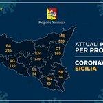 Image for the Tweet beginning: Coronavirus, in provincia di Trapani