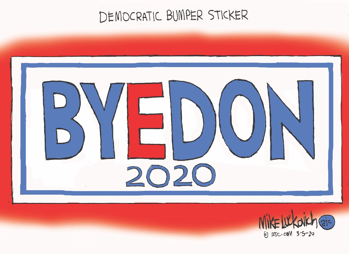 Looks like this will be the official yard sign of 2020. I drew this a month ago.
