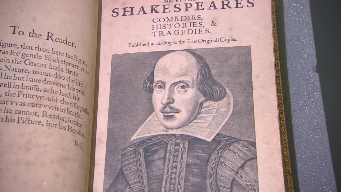 What Shakespeare can -- and can't -- teach us about Covid-19 | @CNNOpinion