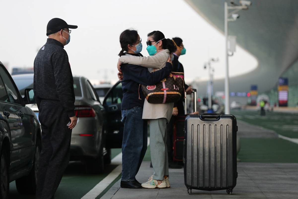 In Pictures: China's Wuhan lifts coronavirus lockdown