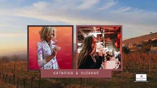 We will start off the Easter weekend by talking about #Twitter tomorrow  9 April  Join us tomorrow   18.00 CEST / 9AM PST / 12PM EST  Watch here on Twitter or FB https://buff.ly/2Xjlw8d  Katarina & Suzanne #socialmediamarketing #winelovers pic.twitter.com/6ily2Vdh7Q
