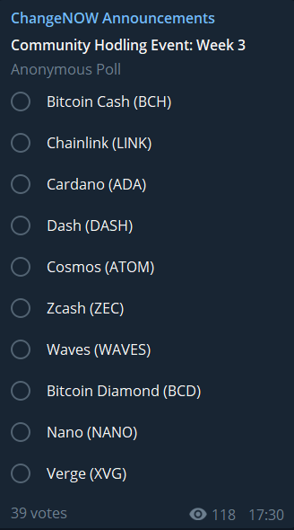 Dash users please vote! #Dash #crypto #payments