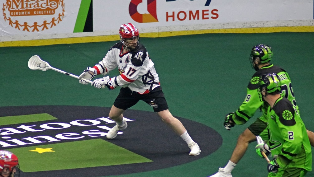 National Lacrosse League cancels rest of season due to COVID-19
