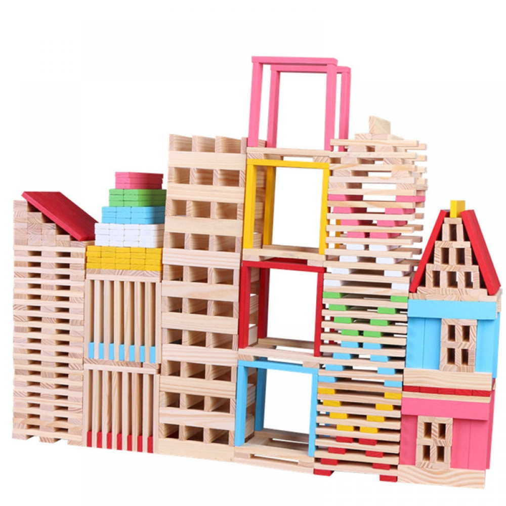 #gamer #tagsforlikes Set Color Wooden Building Blocks pic.twitter.com/M1vUwE5qdQ