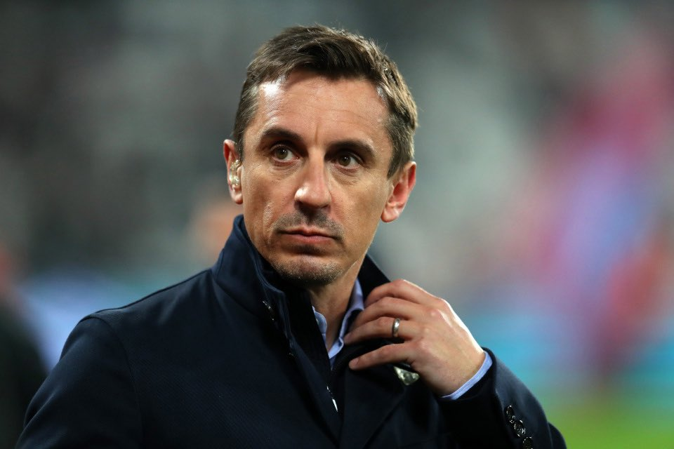 Gary Neville 🗣 We're seeing the main structural flaw in English football. The bottom club in the PL gaining £100m of broadcast money and the top club in the EFL, Leeds get £3m. You must see the disconnect & the disproportionate financial reward. It needs resetting. Agree?