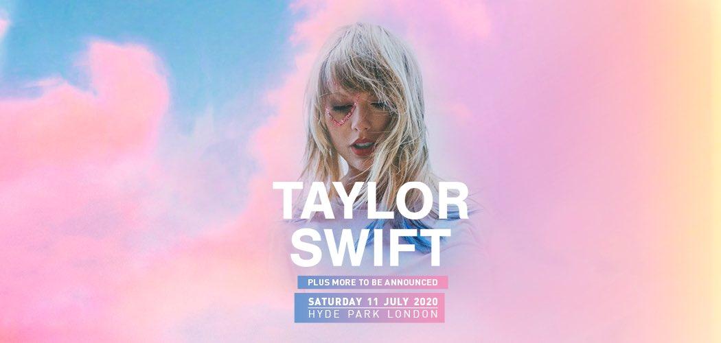 📰 | El festival @BSTHydePark ha cancelado oficialmente sus shows, programados para este verano La presentación de Taylor en el festival estaba programada para el 11 de julio 😔 Todavía no hay noticias sobre otros festivales o el #LoverFest