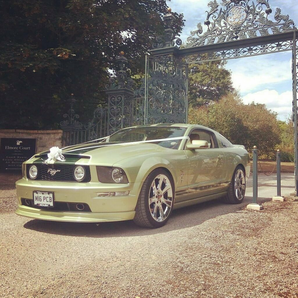 2006 Supercharged GT Mustang just booked for a wedding next year in #Bristol | #fordmustang | #mustanghire | #mustangwedding | #weddingcar | #weddingday | #classiccar | #tietheknot | #musclecar | #weddinghire | #mustang | #ukwedding | #mustanglovers | #w… https://instagr.am/p/B-u73GmBTnk/pic.twitter.com/qmgUcchRw5