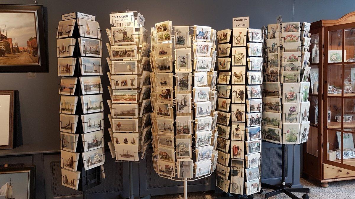 Ik zorg altijd dat ik een voorraadje kaarten met #visserij afbeeldingen in huis heb van @FrederikWeijs . https://t.co/08OAJF5efV