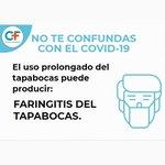 Image for the Tweet beginning: Consulta con tu medico ante
