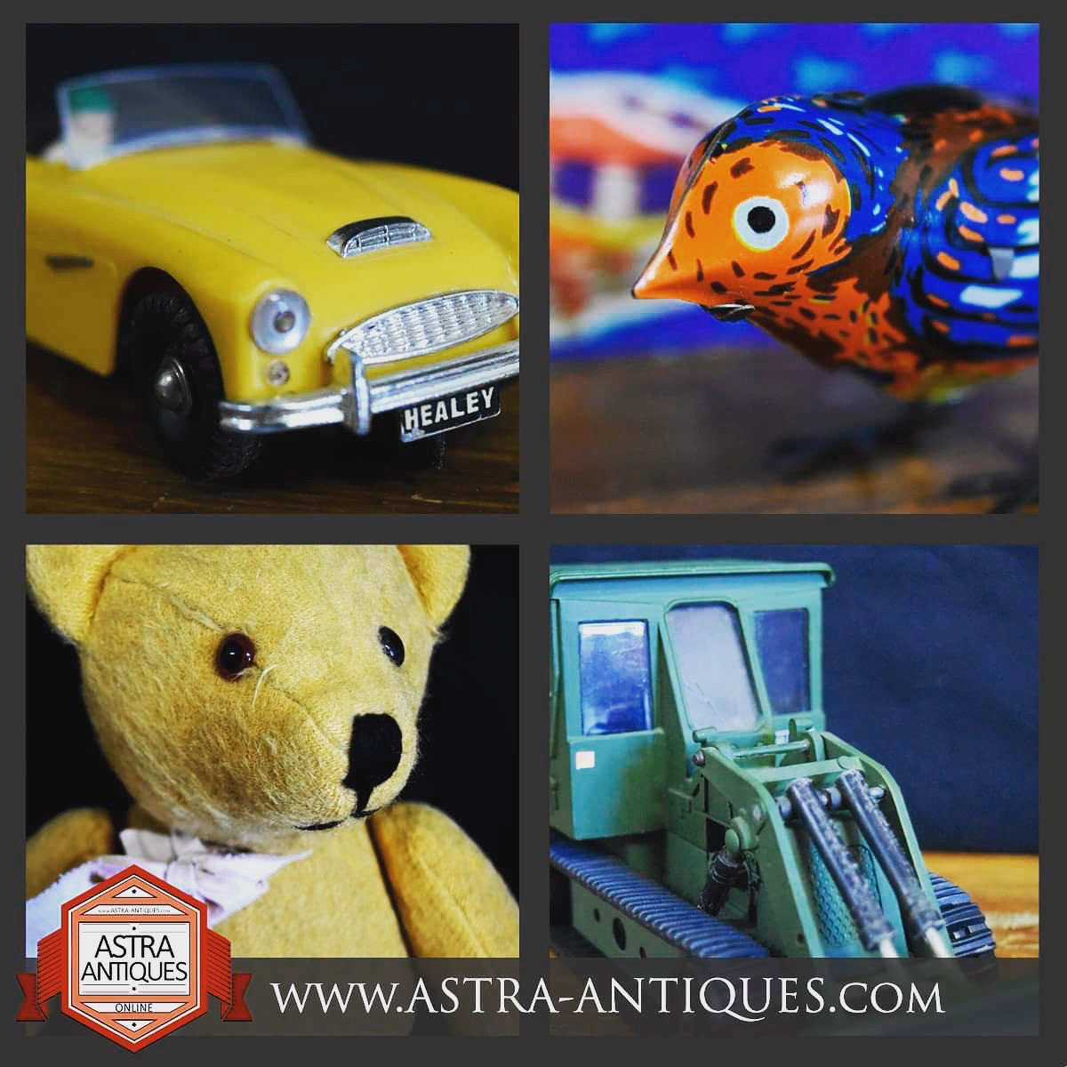 New items added to our toy section over on the website where you can have a virtual shopping experience @www.astra-antiques.com #vintage #retro #vintagehomeware #retrohomestyling #vintagetools #virtualantiquesshopping #astraantiquescentre #hemswell #lincolnshire  #toys #vintage https://t.co/P2zCt2fhNa
