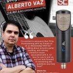 Image for the Tweet beginning: We love Alberto!  He's