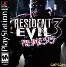 Given the April release of #residentevil3 today's Game Of The Day is Resident Evil 3: Nemesis (1999)! At least this one is a relevant game of the day post 😎#podcast #funny #playstation