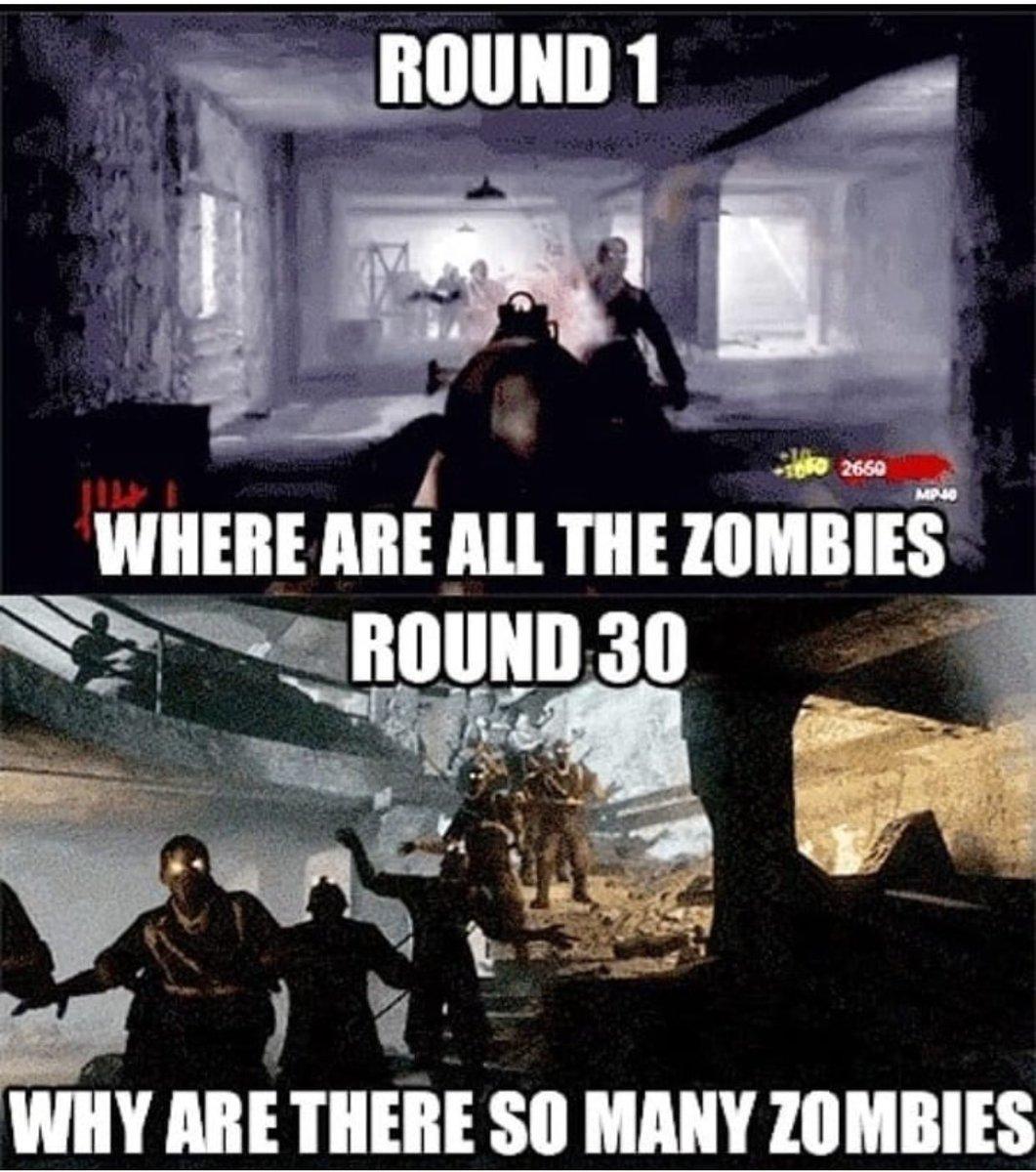 #BO1 #Zombies  #OldisGold