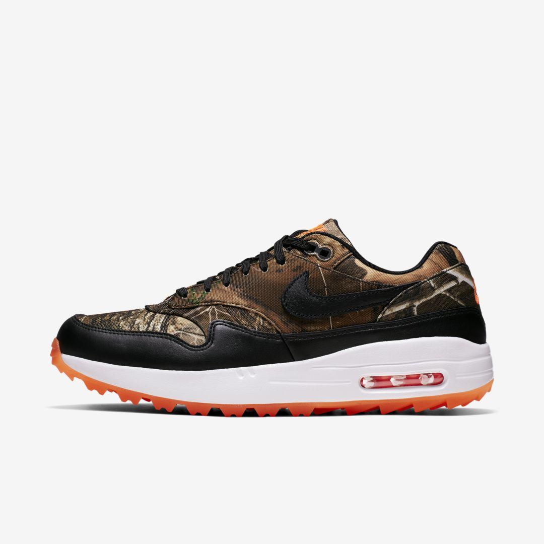 Nike Air Max 1 Golf Realtree back on @nikestore Link -> go.j23app.com/grs