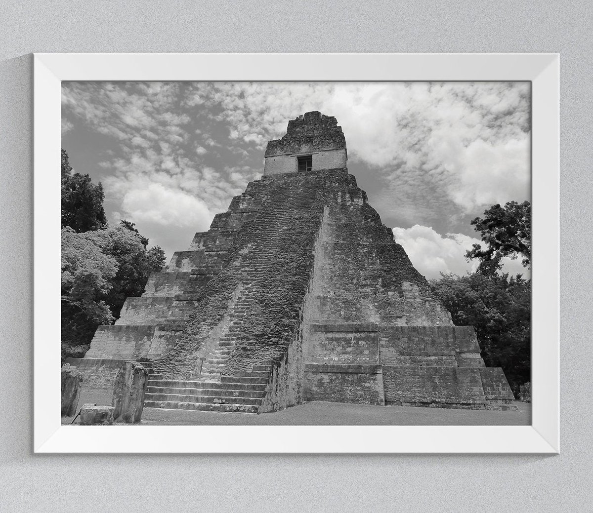 Excited to share the latest addition to my #etsy shop: Mayan ruins, mayan wall art, mayan decor, mayan art, mayan aztec, mayan print, mayan designs, mayan symbols, tikal guatemala, mayan gift,  #art #drawing #white #moving #christmas #black