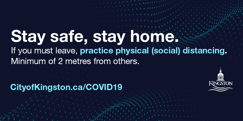 test Twitter Media - Stay safe, stay home. Practice physical (social) distancing: -Stay at home and limit errands to once a week. -Leave 2 metres between yourself and others when outside. -No group gatherings. Learn more: https://t.co/R8oLkrD4Jo #YGK #COVID19 https://t.co/axd54mZHBX