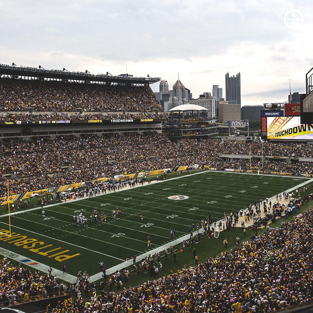 Missing you, @heinzfield!