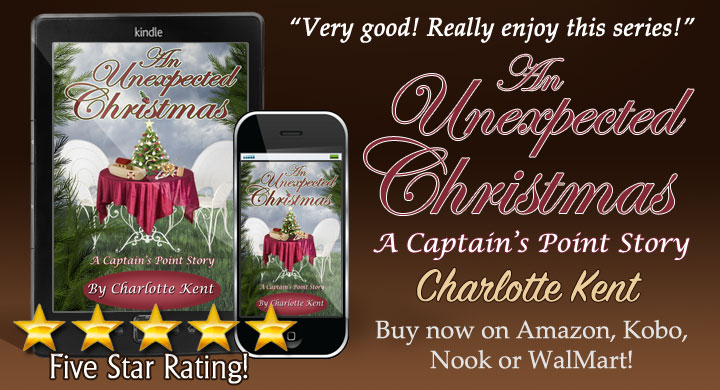 An Unexpected Christmas @CharlotteKent20  #Christmas gone awry! Can this one be saved? #CaptainsPoint #SecondChance #Romance #Kobo #Nook #SNRTG #tw4rw #authorRT ♥
