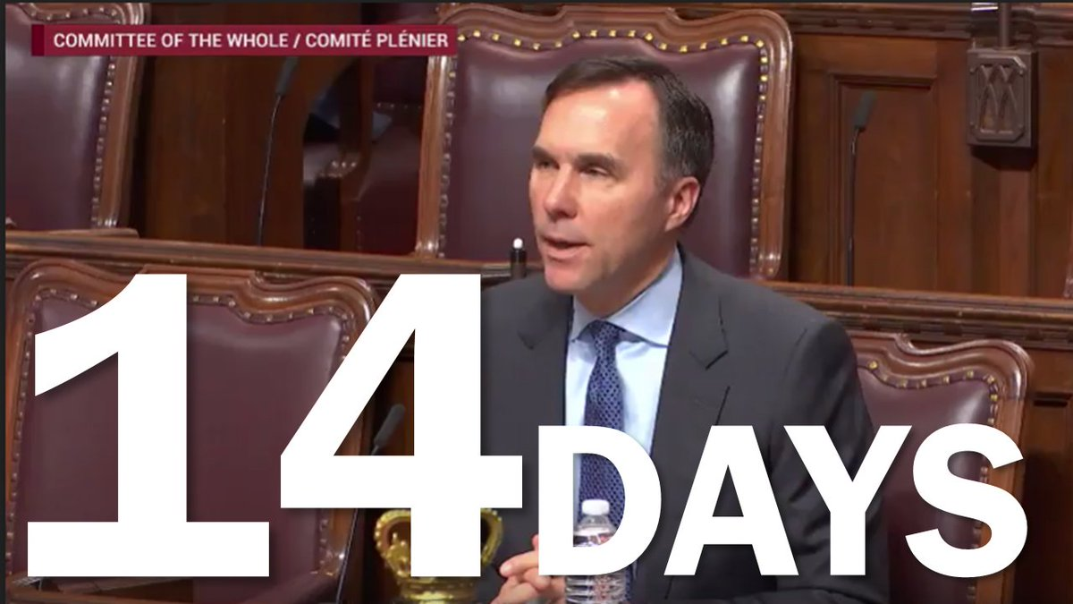 """Two weeks ago @Bill_Morneau said help for Canada's energy sector was coming in """"hours, potentially days"""" - certainly not weeks. Where is it?pic.twitter.com/bgs1qDGEXZ"""
