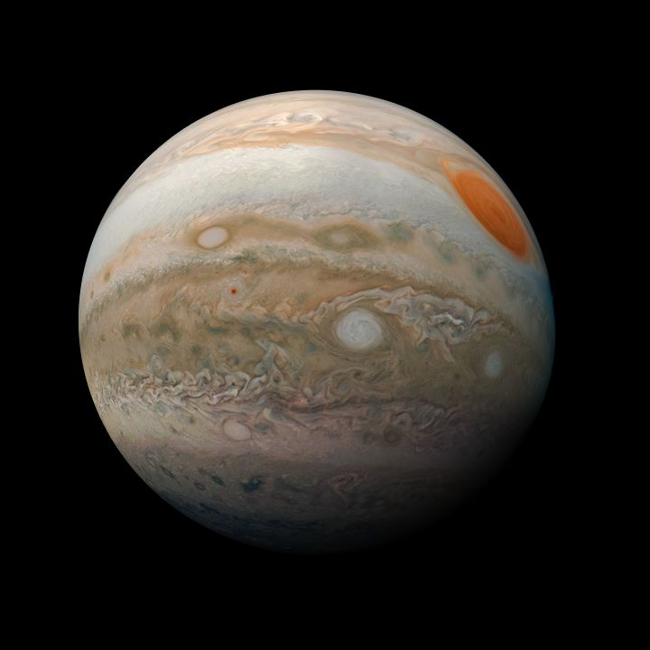 Bring your colossal creativity to giant Jupiter! Download these new, free coloring pages inspired by JunoCam images: https://t.co/jSQTz9Rcpj  Be sure to tag us and use #ColorWithNASA so we see your creations.  📸 processed by Kevin M. Gill https://t.co/xqavxm7mpJ