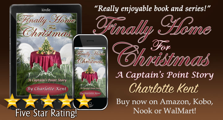 Finally Home for Christmas  Can the long road home finally end? #CaptainsPoint #SecondChance #Christmas #Romance #Kobo #Nook #tw4rw #BookBoost #asmsg #swrtg #authorRT ♥