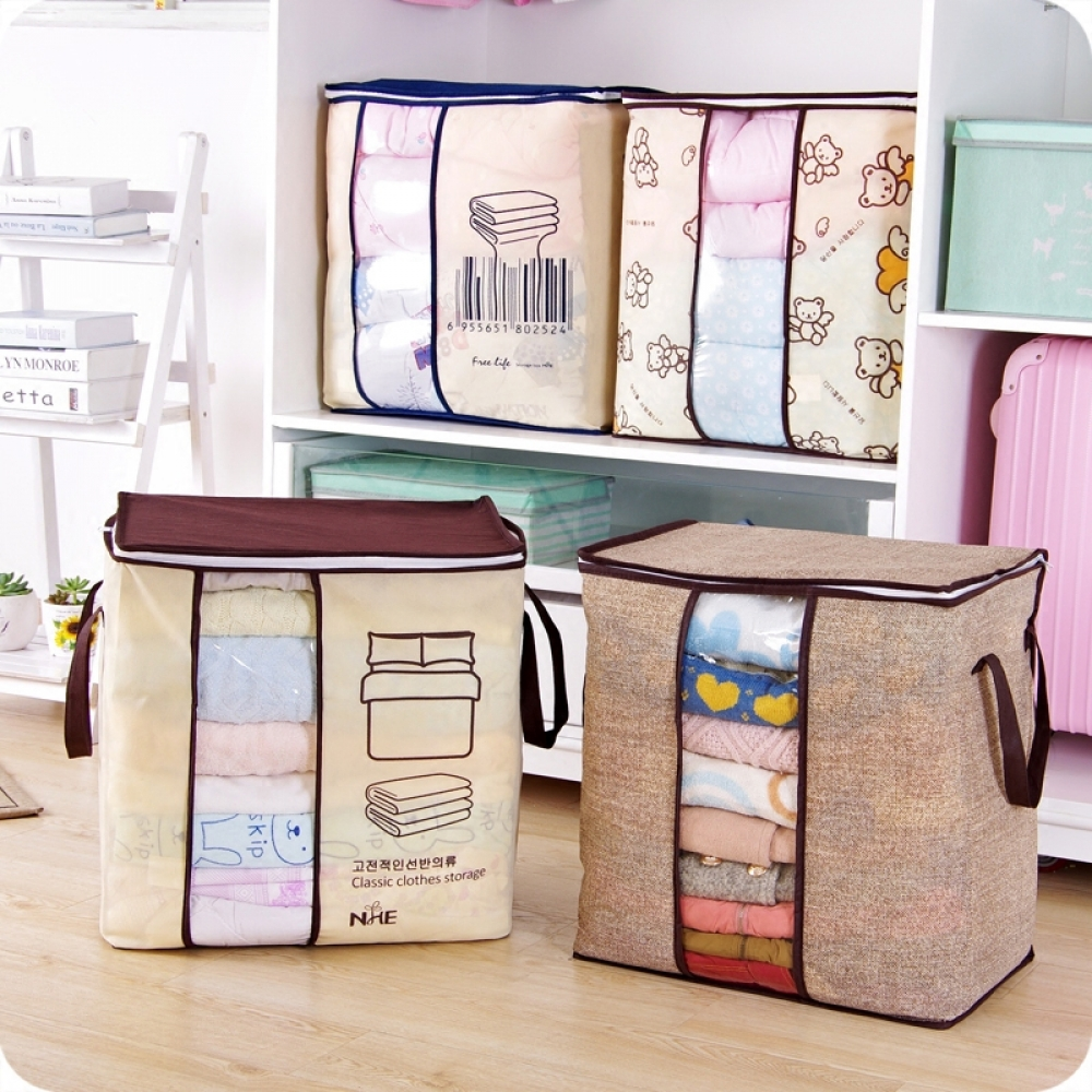 Portable Clothes Storage Bag #inspo #livinghttps://jumbaoutlet.com/portable-clothes-storage-bag/ pic.twitter.com/oElFdyUzln