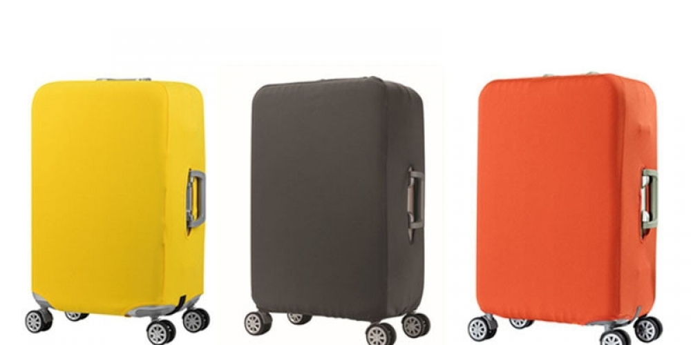 #igers #tagsforlikes Protective Colorful Stretch Fabric Travel Suitcase Cover pic.twitter.com/3HsHw0nqSB