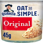 Image for the Tweet beginning: Quaker Oat So Simple Original