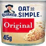 Image for the Tweet beginning: Quaker Oat So Simple Original
