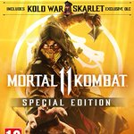 Image for the Tweet beginning: Mortal Kombat 11 Special Edition
