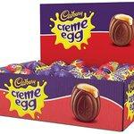 Image for the Tweet beginning: 48 x Cadbury Creme Eggs