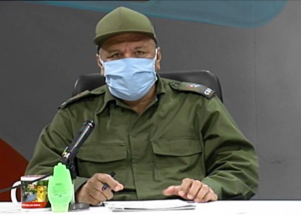 Alertan a la ciudadanía y al sector estatal necesidad de extremar medidas ante fase de transmisión local de la Covid-19