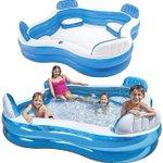 Image for the Tweet beginning: Intex Swim Centre Family Pool
