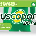 Image for the Tweet beginning: Buscopan IBS Relief, Pack of