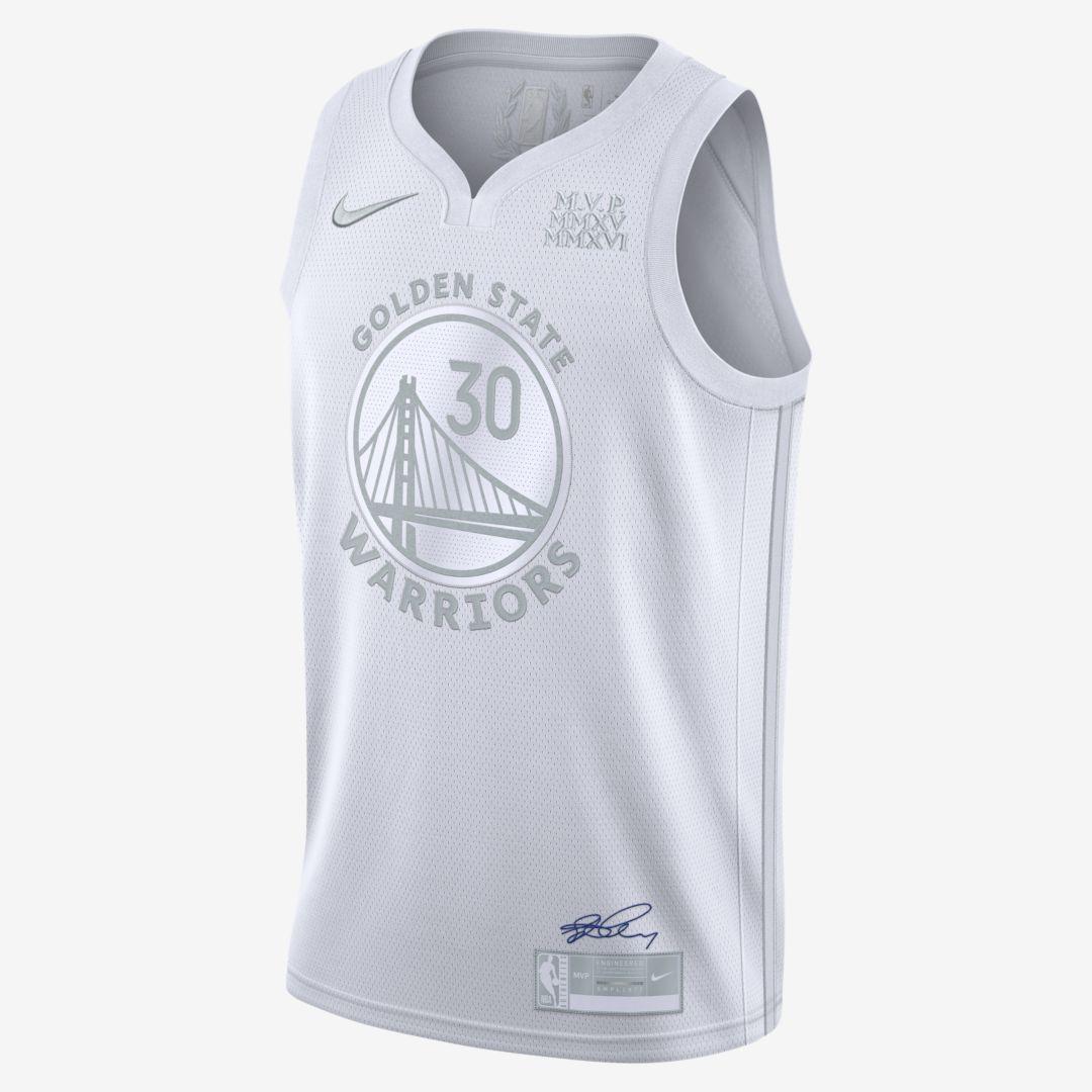 Stephen Curry Warriors MVP Jersey direct on @nikestore Link -> go.j23app.com/gru