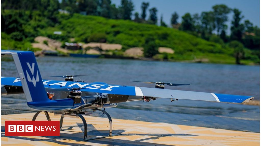 Drones in Africa: How they could become lifesavers https://www.bbc.co.uk/news/business-51837296… #itsupport #computerspic.twitter.com/qwk0qCvdEe