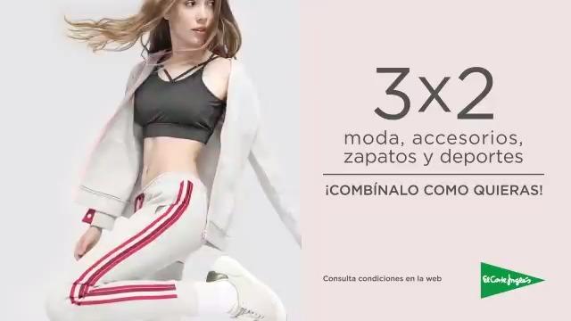 Hasta el 12 de abril, disfruta de un 3x2 en una selección de marcas de moda, accesorios, zapatos y deportes. ¡Combínalo como quieras! 👔👗 http://bit.ly/2VhrR1v