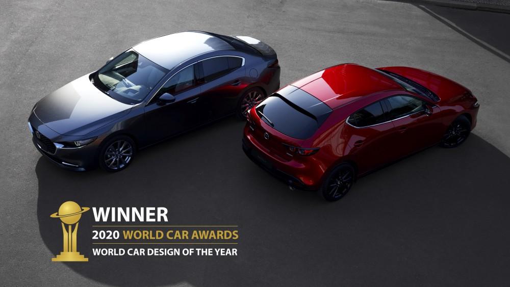 Mazda3 blev korad till World Car Design of the Year https://t.co/hLkPWT4Nqo https://t.co/E5ydwcDCDW
