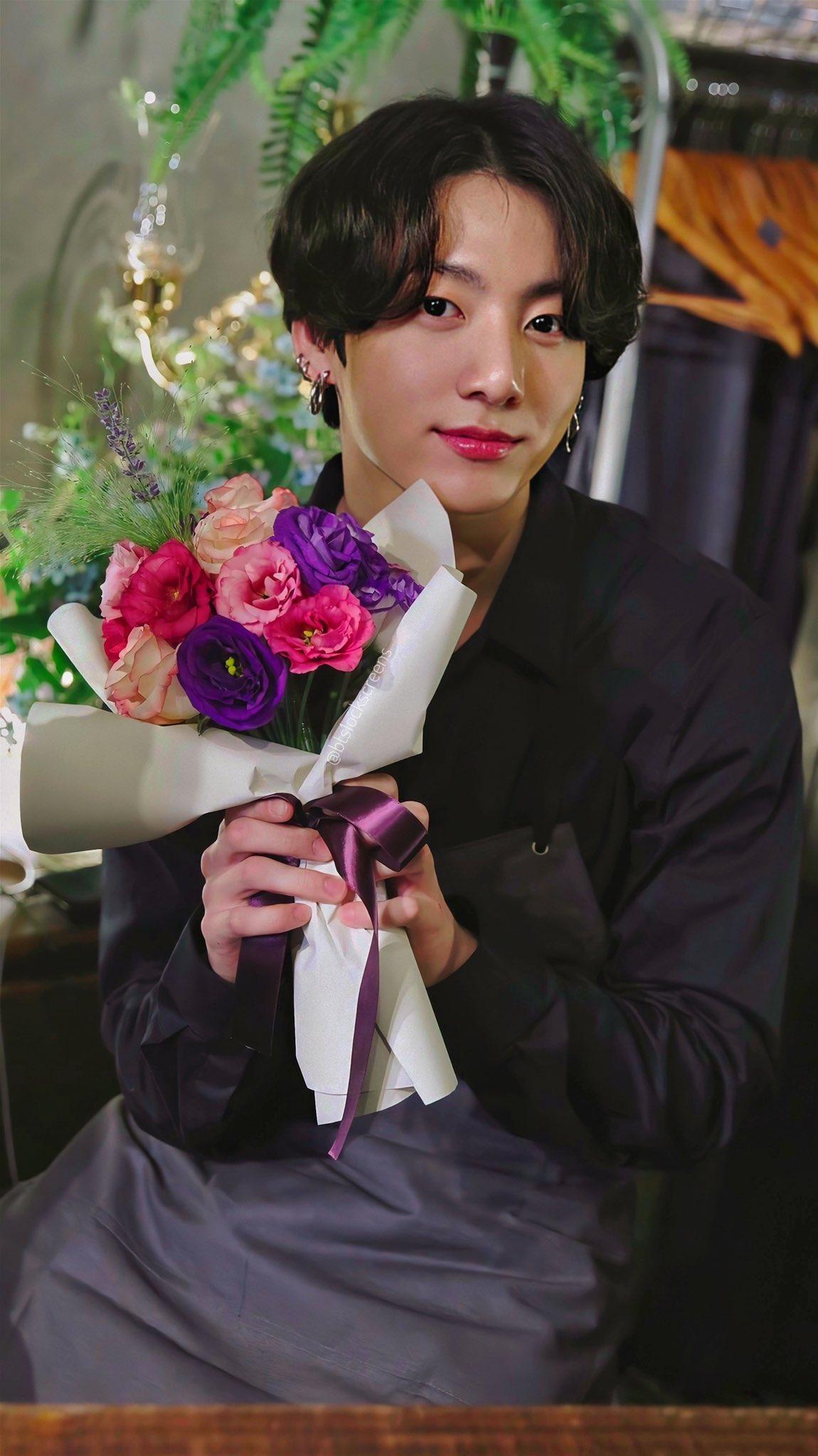 ดอกไม้ประจำวันเกิด BTS - จองกุก